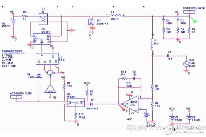 電源哪些部分影響電源的環路?好的環路有哪些指標決定?