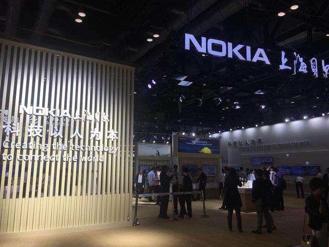 诺基亚贝尔展示5G最新垂直应用,主导中国第四次工业革命
