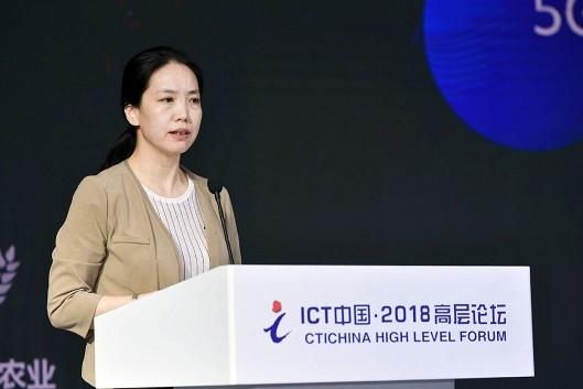 中国移动希望让5G真正能够改变生产生活模式赋能各...
