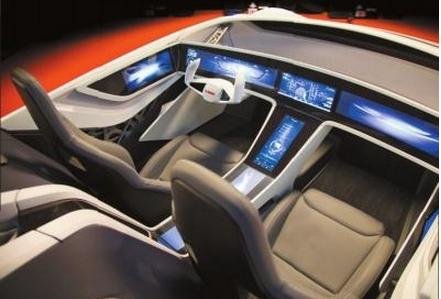 趋势 智能汽车理念及发展