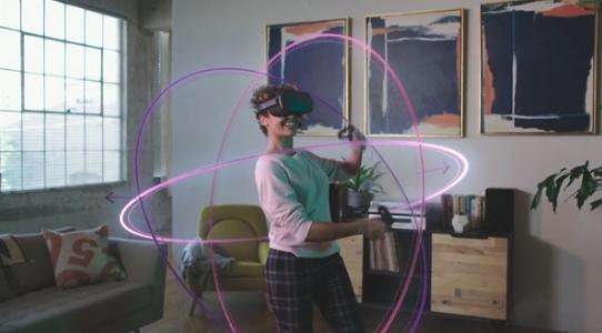 Facebook将推出Oculus Quest VR无线一体机