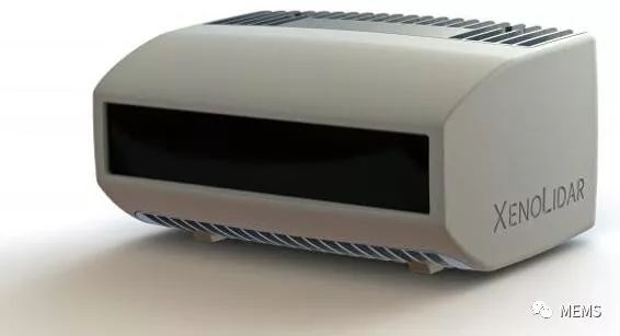 XenomatiX推出满足汽车产业真正的全固态LiDAR XenoLidar