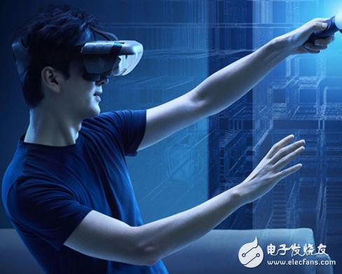 2018联想创新科技大会开幕,AR技术持续受到新技术爱好者和玩家热捧