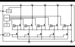 SM2315E LED线性恒流控制芯片的详细中文数据手册免费下载