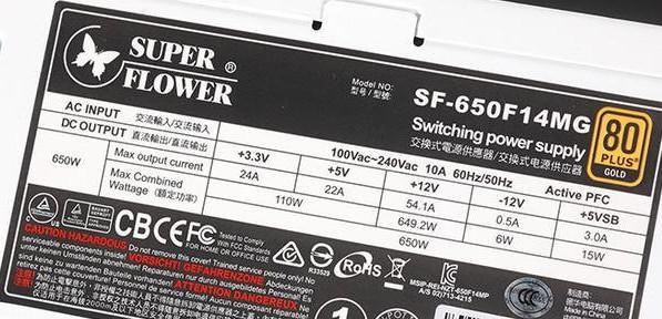 电源中的+12V/+5V/+3.3V都给哪些硬件供电?