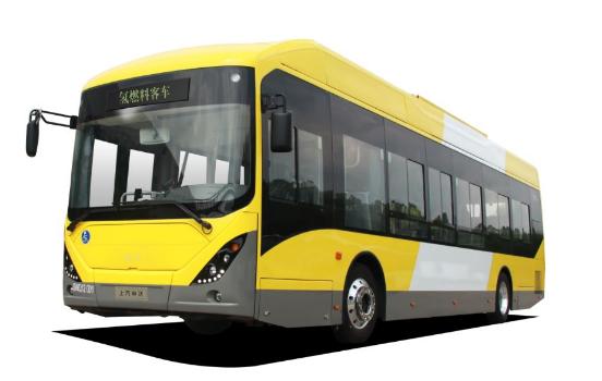 上海首条燃料电池公交线路上线 到2025年将建成加氢站50个