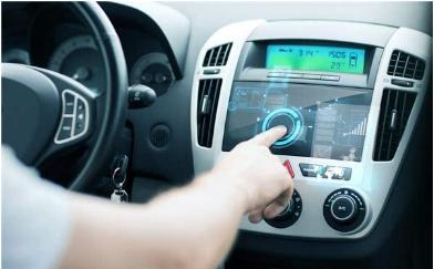 生物识别接口的得到普遍应用,触发其在汽车市场的增长