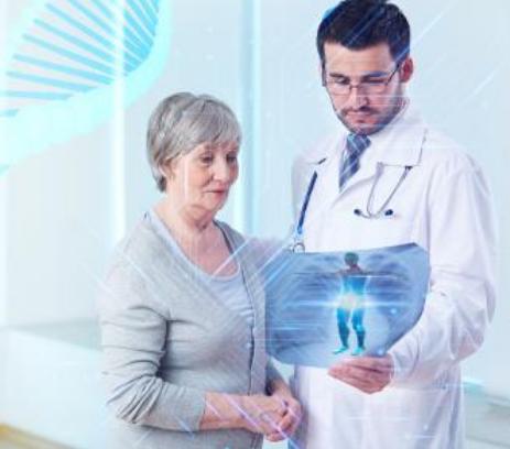 英特爾攜手匯醫慧影,利用AI技術檢查乳腺癌