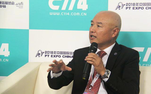 TD产业联盟秘书长杨骅认为5G频谱分配无法做到绝...