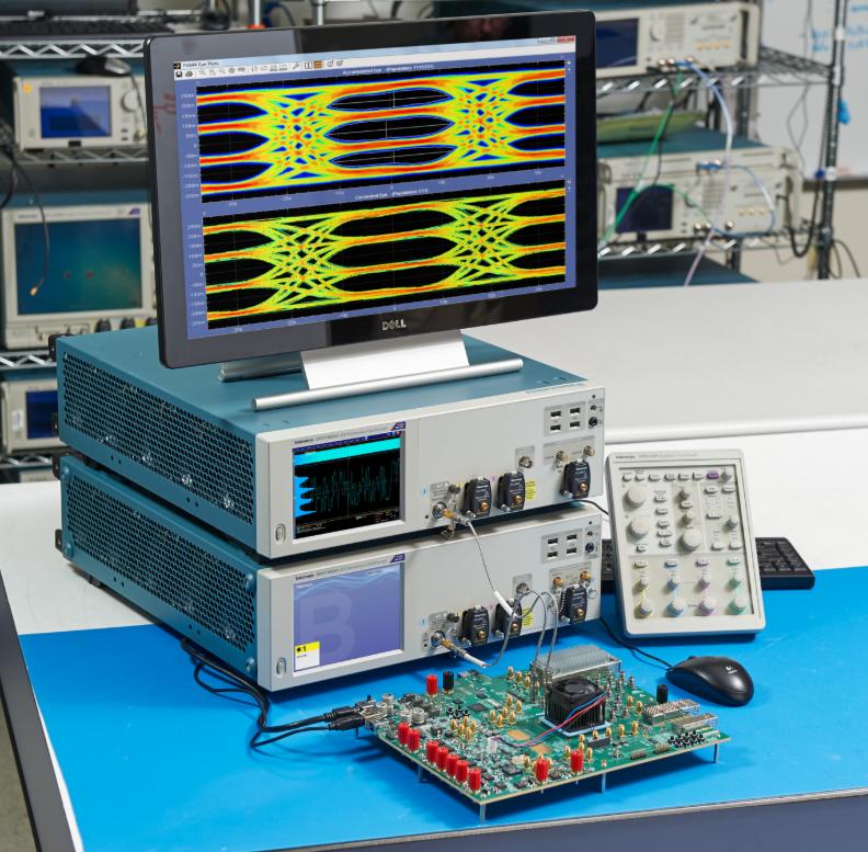 泰克攜最新光通信測試技術解決方案亮相ECOC 2018展
