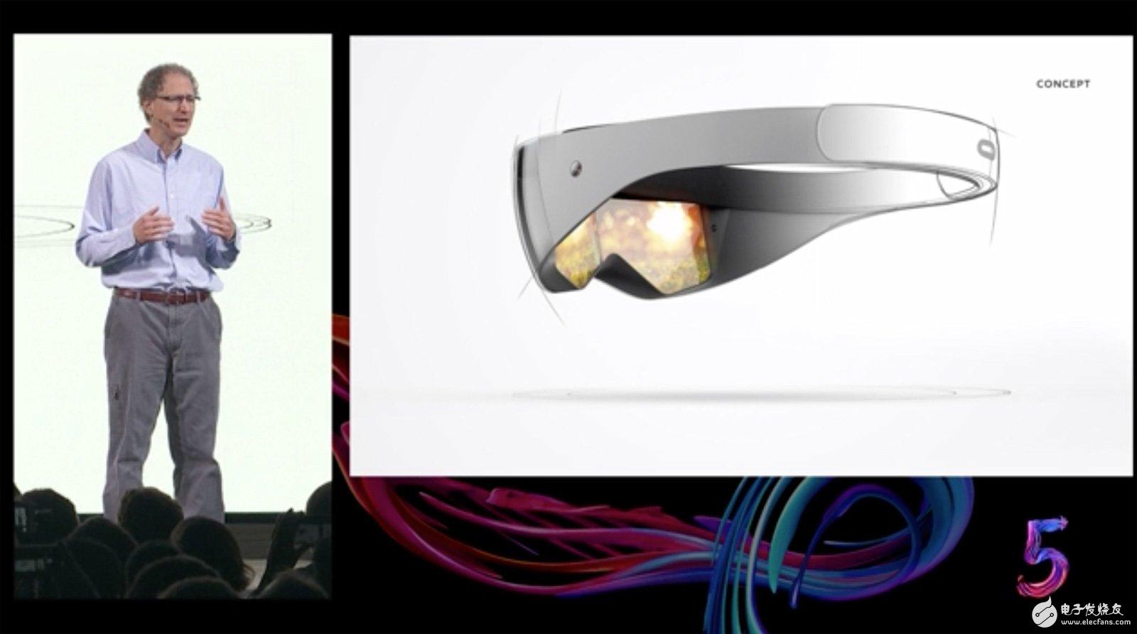 未来VR设备也将能做得像眼镜一样纤薄