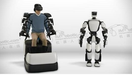 丰田第三代仿人机器人T-HR3亮相,助力推动机器...