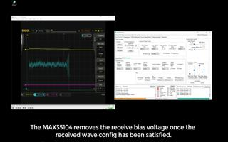 第3部分:采用MAX35104气体流量计SoC评估板