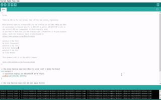 如何利用Arduino IDEj进行MAX32625MBED开发平台的设置