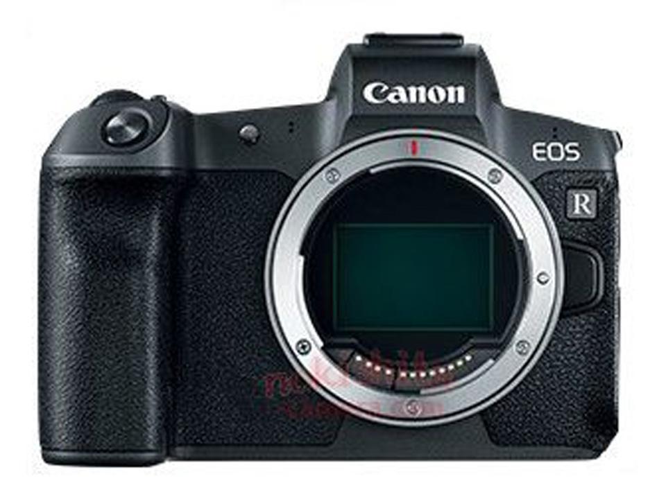 佳能EOSR全幅无反相机参数细节曝光