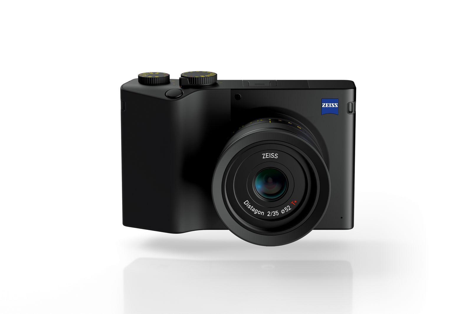 蔡司发布旗下首款数码相机ZX1 整合Lightr...