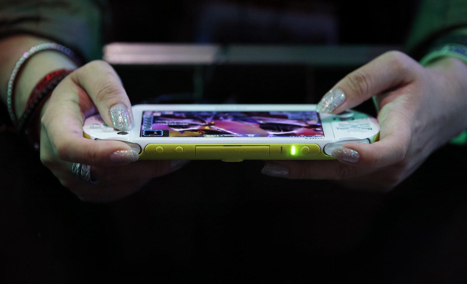 PSVita宣布停产 索尼官方并未计划推出新一代...