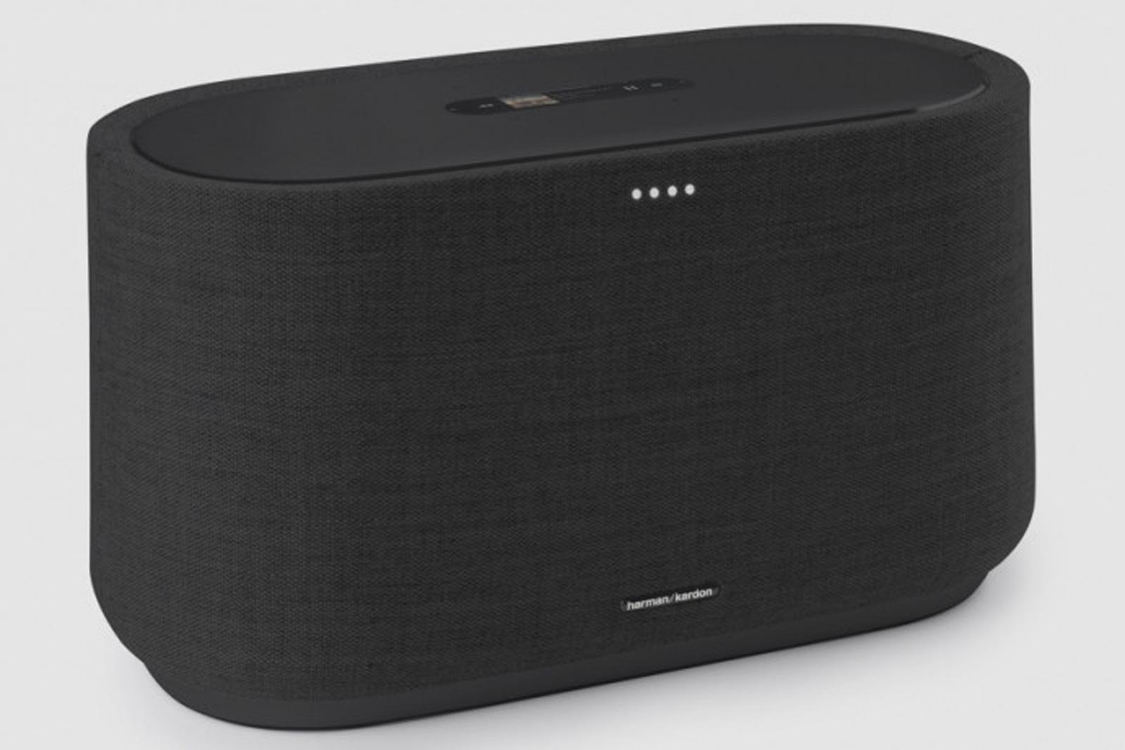 HarmanKardon展出新款智能音箱 可提供...