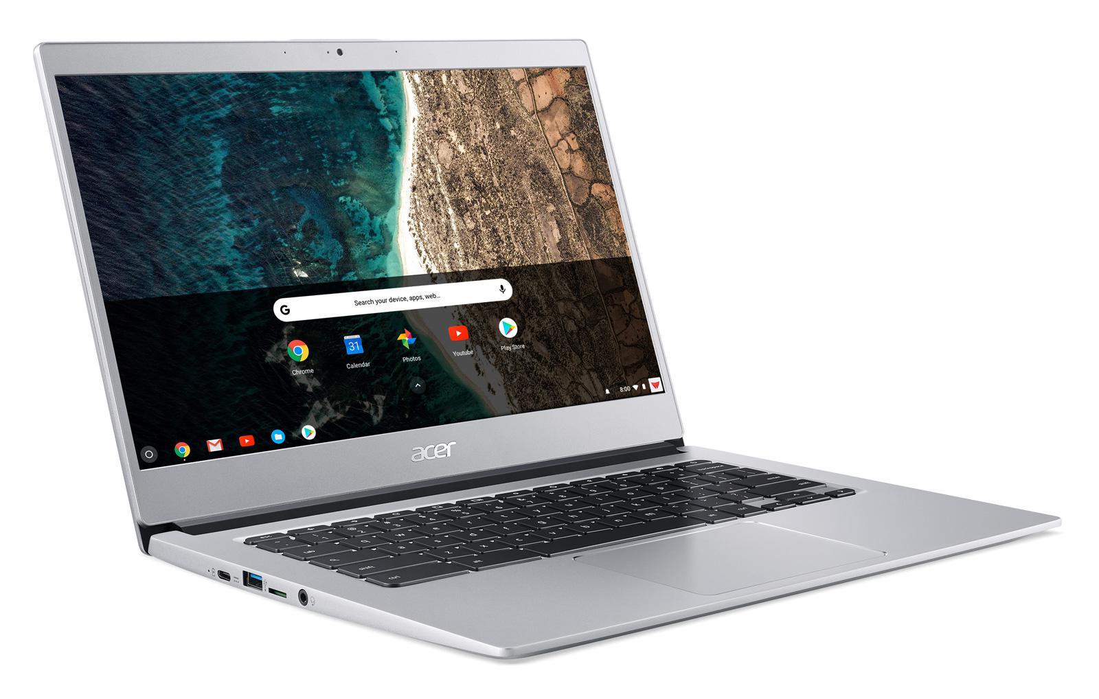 Acer新机Chromebook514即将发布 采用铝制机身售价约合人民币2390元