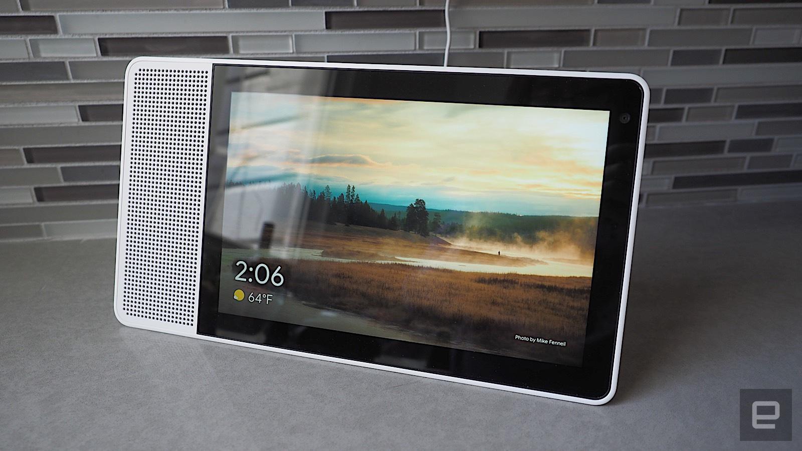 受亚马逊Alexa的巨大压力 Google或将打造SmartDisplay产品