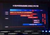 中国5G技术研发试验的第三阶段最新测试结果