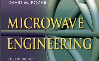 David.M..Pozar《微波工程》第四版电子教材免费下载