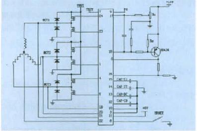 ML4425对无位置传感器电机驱动的注意事项
