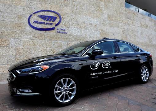 Mobileye与欧洲一家汽车制造商签署合同,将...
