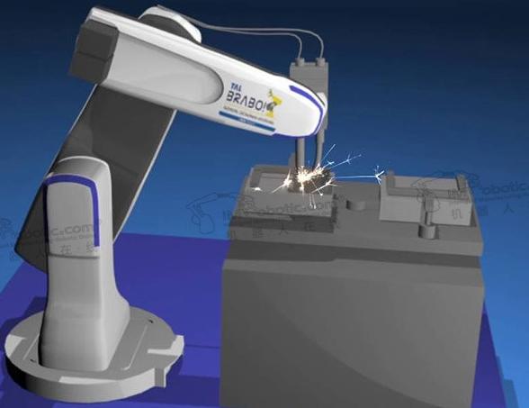 首台印度自主研发的工业机器人Brabo亮相,有效载荷为6公斤