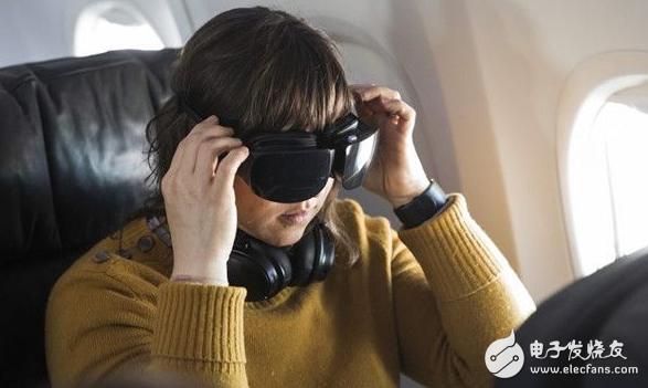 飞行中使用VR有可能导致乘客晕机,机上VR娱乐实...