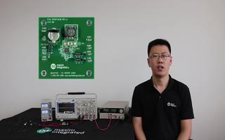 采用分压电阻优化电源系统的稳定性