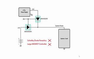 MAX40200电路开关二极管的特点优势介绍