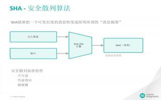SHA-256安全认证器的应用