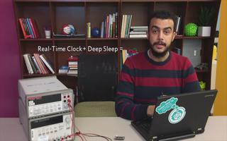使用MAX32630FTHR如何设置超低功耗实时时钟