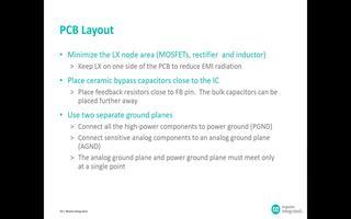 24V+電源方案5:電源系統設計的pcb布局注意...