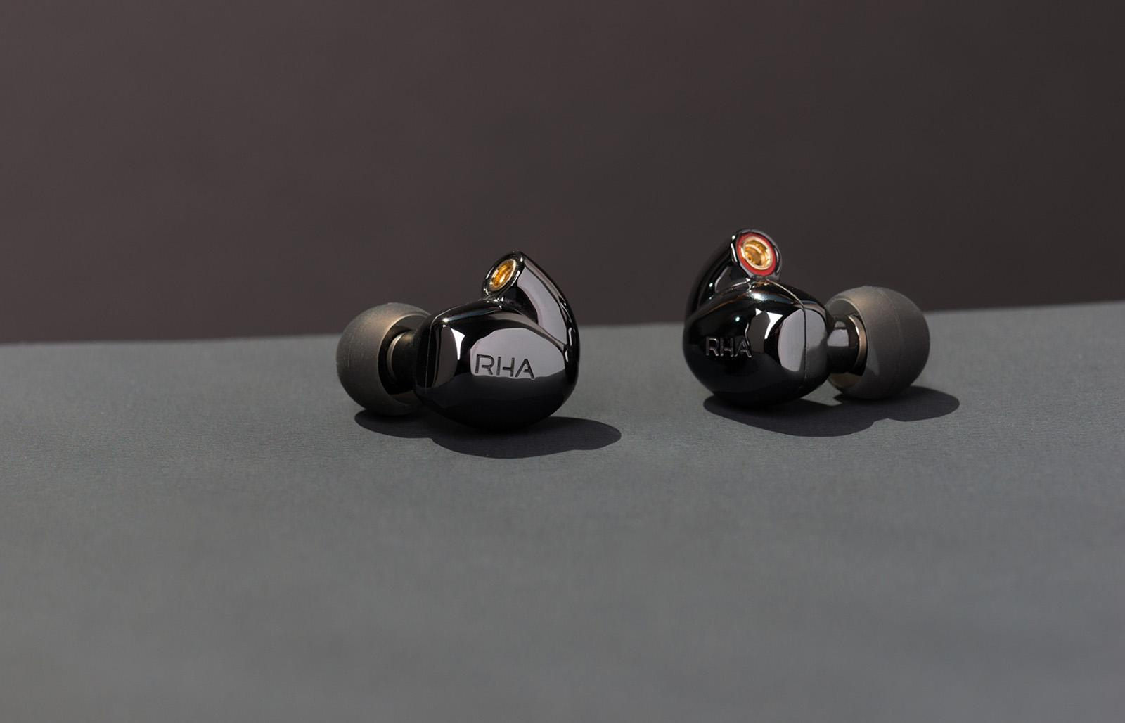 RHA推出全球首款支持以无线连接的平板单元耳机