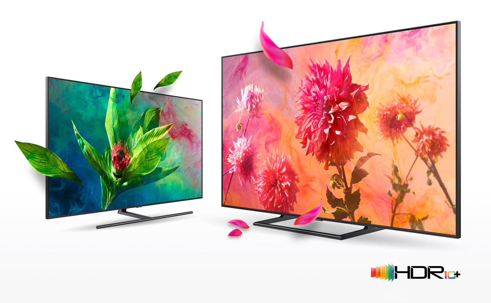 三星和松下部分电视将支持HDR10+