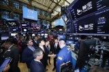 全球移动互联网公司触宝正式在美国纽交所挂牌上市