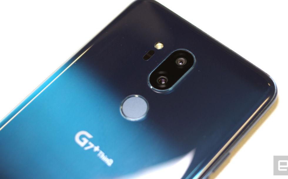 LGG7+ThinQ评测 其实就是一台硬件升级版...