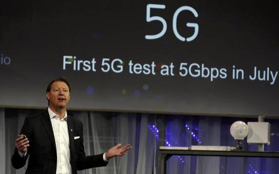 日本計劃明年起部分提供5G服務 2020年開始面向大眾