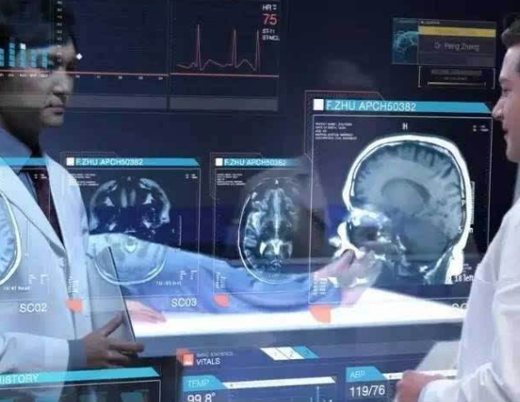 利用AI辅助医生诊断,能有效地提升基层医院诊断水平