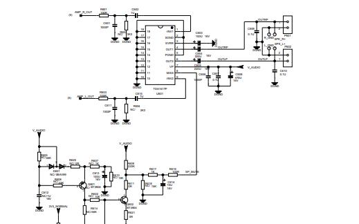 TCL王牌L40F3309B液晶彩电(MS82CG机芯)的主板详细资料免费下载