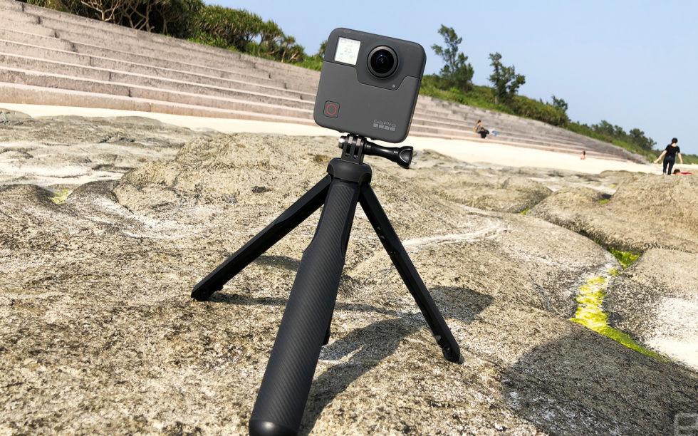 GoProFusion评测 一台拥有超强硬件规格的360度相机