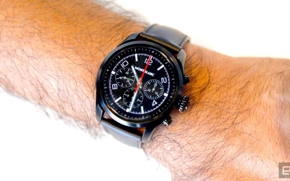 万宝龙Summit2手表将首次搭载高通SW3100处理器