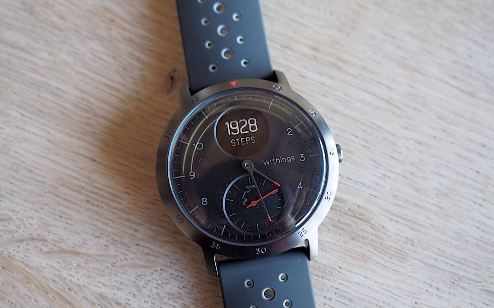 Withings公布新手表 那么这次最大的改进是...