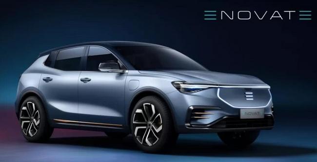 新能源汽车新势力 电咖ENOVATE明年下半年量...