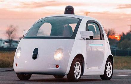 通用汽车推出全球首辆无方向盘和踏板的无人车