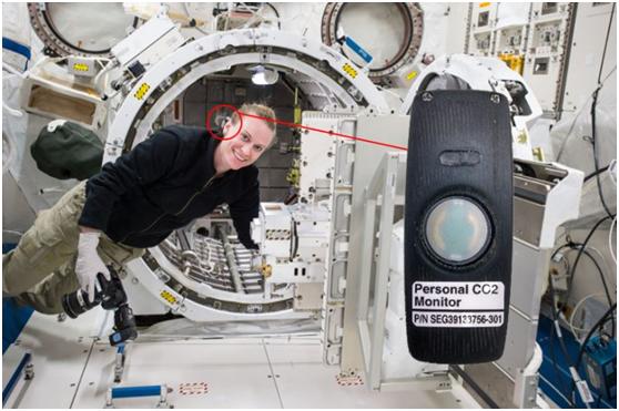 GSS创新的传感器技术为NASA提供了可穿戴式二...