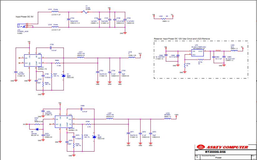 无线路由器的原理电路图详细资料免费下载