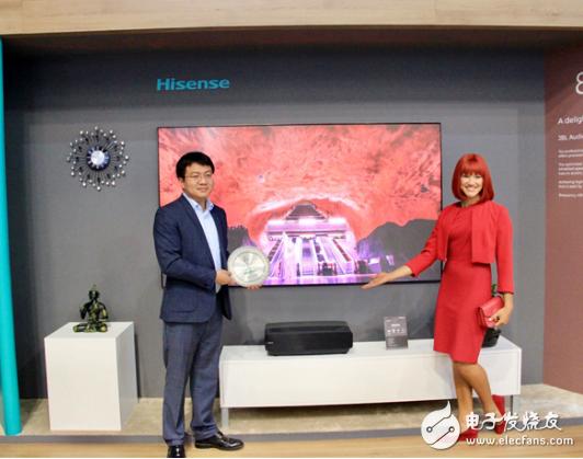 激光电视这个新物种已成大气候,海信激光电视成为最大的市场热点